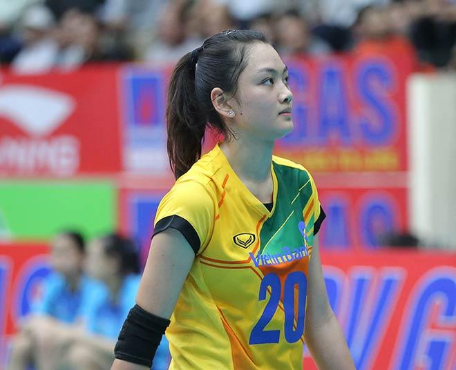Ngắm tương lai của bóng chuyền nữ Việt Nam xinh đẹp