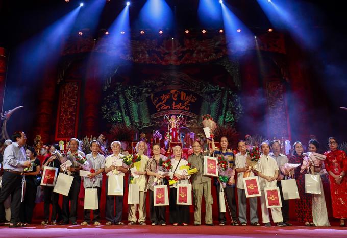 60 năm quang vinh của Hội Nghệ sĩ Sân khấu Việt Nam