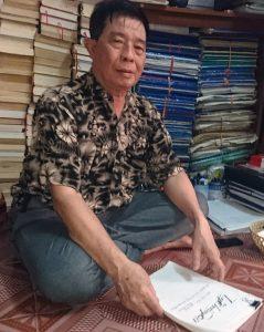 Nghệ sĩ Lưu Ngọc Nam: 'Làm tất cả để đền ơn nghề Tổ'