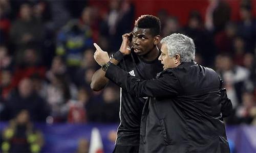 Mourinho và Pogba có thể hàn gắn quan hệ?