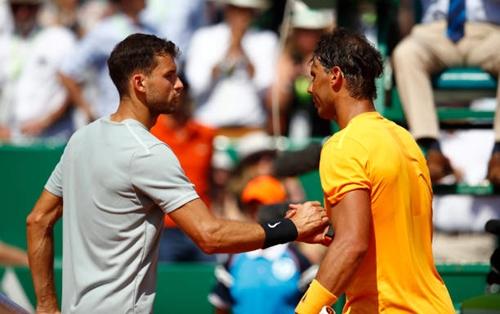 Nadal lần thứ 12 vào chung kết Monte Carlo