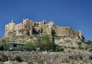 Bí mật chưa được tiết lộ về hội sát thủ trong lâu đài cổ ở Syria