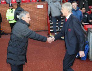 Arsene Wenger và Jose Mourinho – Hai kẻ không đội trời chung sẽ nói lời tạm biệt