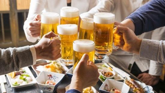Bộ Y tế đề xuất 3 phương án cấm bán rượu bia