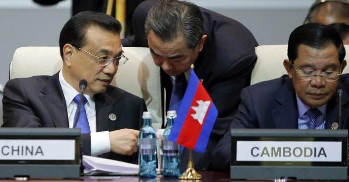 Campuchia bị cảnh báo về hệ lụy khi 'quá thân' Trung Quốc