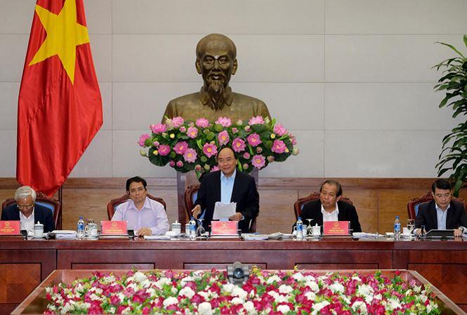 Thủ tướng yêu cầu ba tỉnh cần nghiêm khắc chấn chỉnh công tác quản lý đất đai, quản lý rừng, quản lý môi trường.