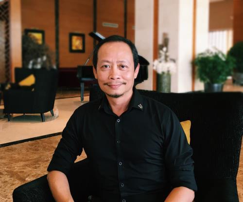 Tổng đạo diễn Carnaval Hạ Long 2018 Phạm Hoàng Nam chia sẻ trước giờ G
