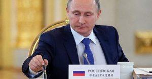 Bán đấu giá bút mực của Tổng thống Nga Putin hơn 77.000 đô-la