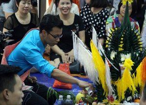 Độc đáo Tết cổ truyền Bunpimay trên đất Sơn La