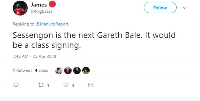 Fan Man United hào hứng khi CLB sắp có 'Gareth Bale mới'