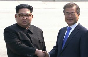 Hội nghị thượng đỉnh liên Triều, cái bắt tay hữu nghị được cả thế giới trông đợi