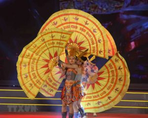 Những màn trình diễn đặc sắc tại Lễ hội đền Hùng 2018