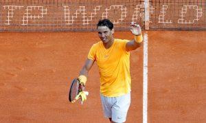 Nadal lập kỷ lục tại Monte Carlo 2018