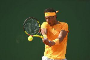 Nadal nhẹ nhàng vượt qua vòng một giải Monte Carlo