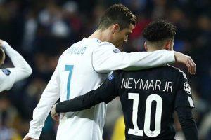 Neymar không rời PSG để tới Real Madrid như tin đồn