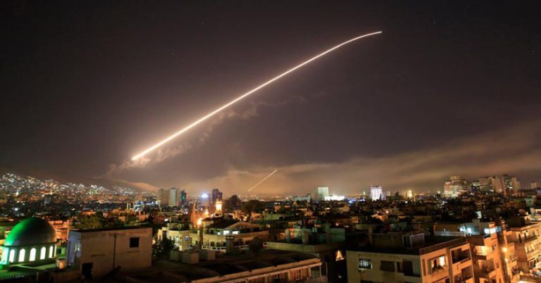 Nga nói Mỹ chưa vượt 'lằn ranh đỏ' khi tấn công Syria