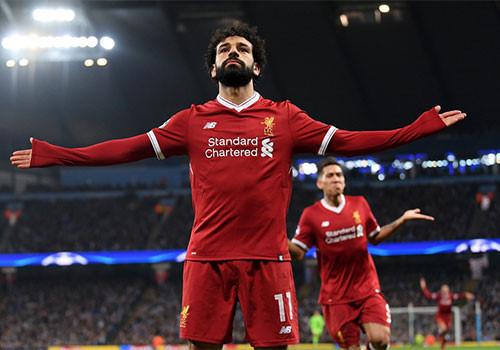 Mohamed Salah – phía sau một tiểu Pharaoh