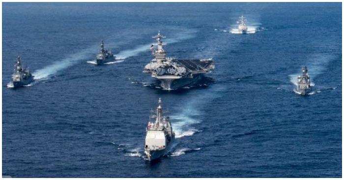 Đô đốc Mỹ vạch kế hoạch mới, xây dựng quân đội chống lại Trung Quốc