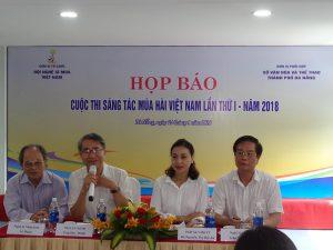 Cuộc thi sáng tác múa hài Việt Nam lần thứ nhất – 2018 diễn ra tại Đà Nẵng