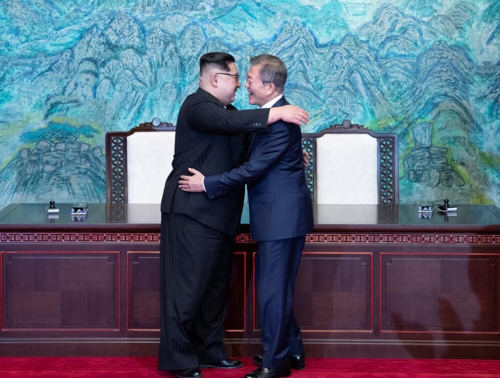 Ảnh: Những khoảnh khắc ấn tượng nhất trong hội nghị thượng đỉnh liên Triều