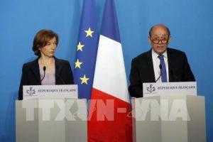 Mỹ, Anh, Pháp tấn công Syria: Pháp để ngỏ về các tấn công trong tương lai