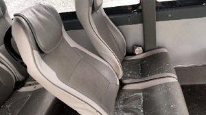 Xe khách bị ném đá trên cao tốc Hà Nội – Bắc Giang, nhiều người nhập viện