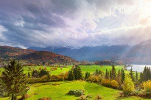 Ngắm 10 công viên quốc gia đẹp nhất thế giới