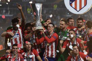 Chiến thắng thuyết phục, Atletico Madrid vô địch Europa League 2017-2018