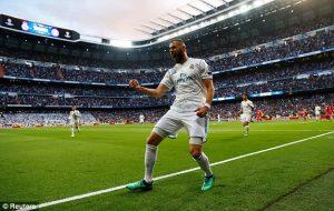 Hòa nghẹt thở trước Bayern, Real lọt vào chung kết Champions League