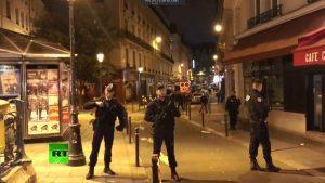 Thảm sát gần Nhà hát Paris, 7 người thương vong