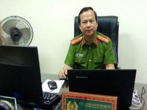 Điều tra ban đầu về cái chết của Đại Tá Võ Tuấn Dũng Phó cục C50