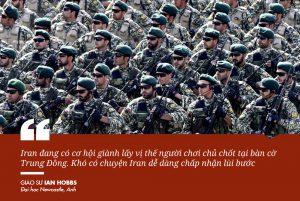 Iran – Israel: Lo ngại về cuộc chiến gây bất ổn khu vực