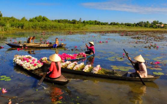 Việt Nam lọt top 10 hành trình châu Á tuyệt vời trên báo Anh