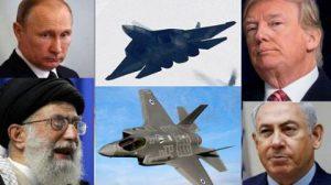 Chiến tranh Iran-Israel ở Syria Nga dập lửa, Mỹ thêm dầu