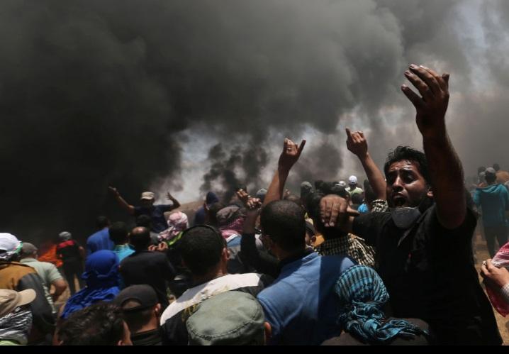 Phóng viên ảnh Reuters kể chuyện tác nghiệp ở 'địa ngục trần gian' Gaza