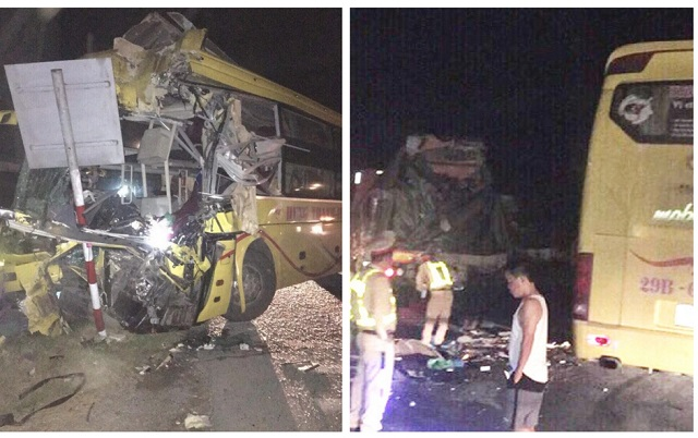 Thông tin mới nhất vụ tai nạn giao thông làm 14 người thương vong tại Hà Tĩnh