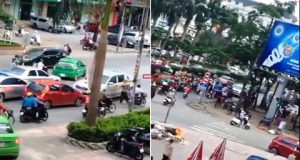 Nghệ An: Phẫn nộ tài xế lùi xe không quan sát, đâm chết người phụ nữ đi xe đạp
