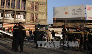 Iraq: Các tay súng sát hại 16 người ở tỉnh Salahudin