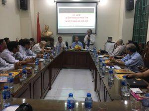 Kỷ niệm 18 năm thành lập Trung tâm Nghiên cứu bảo tồn và Phát huy văn hóa dân tộc Việt Nam