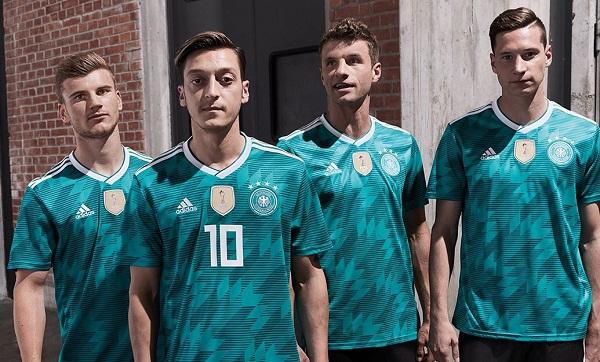 Cuộc chiến trang phục thi đấu tại World Cup 2018