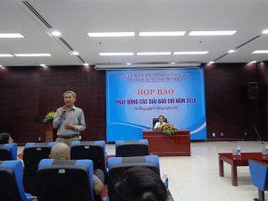 Phát động tham gia Giải báo chí tuyên truyền về thành phố Đà Nẵng năm 2018