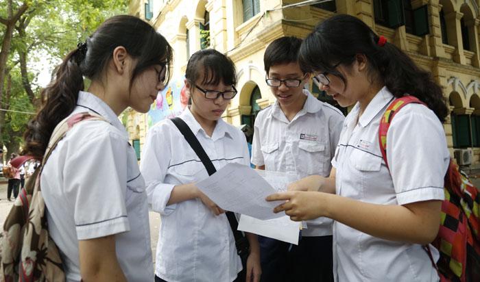 Nhiều điểm mới trong kỳ thi tuyển sinh vào lớp 10 ở Hà Nội