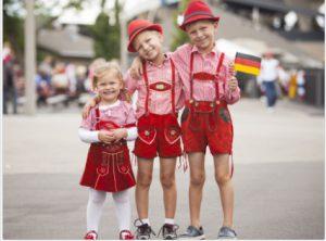 Khám phá nền giáo dục Đức: Mầm non để vui chơi và tự lập
