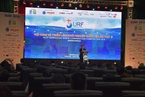 Tuần lễ Hội nghị và Triển lãm khởi nghiệp quốc tế Đà Nẵng lần 3 – SURF 2018