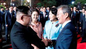 Những hình ảnh cuộc sống đời thường của vợ chồng Kim Jong Un