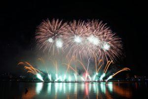 Lễ hội pháo hoa quốc tế Đà Nẵng tiếp tục chinh phục người xem