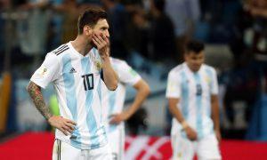 Tâm thế nào cho Messi giữa ngàn vạn áp lực sau trận thua đậm Croatia?