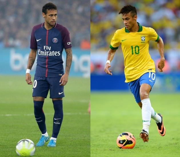 Định mệnh đã chọn Brazil vô địch World Cup 2018?