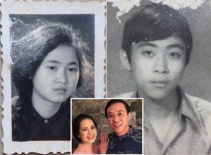 Hình ảnh hiếm hoi trong quá khứ của vợ chồng nghệ sĩ Lan Hương – Đỗ Kỷ