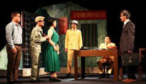Tác giả sân khấu và nhà hát